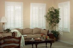 white-lounge-plantation-shutters