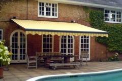 Pool-side-awning-buckinghamshire