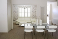 Dining-room-wood-shutters