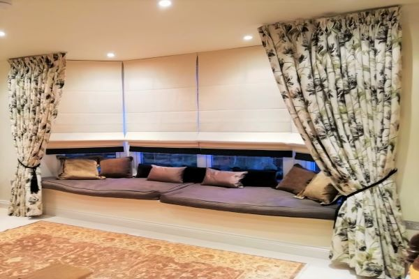 Blind Technique Roman Blinds and Curtains - Considering 0% finance options