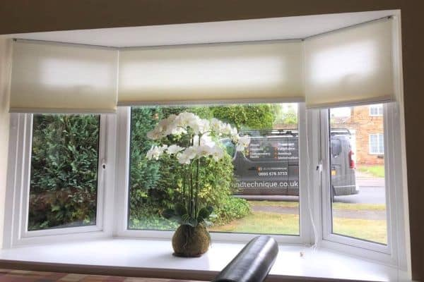 Blind Technique Recent Local Installation of Roller Blinds